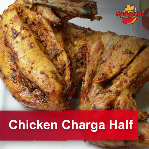 Chicken Charga Half